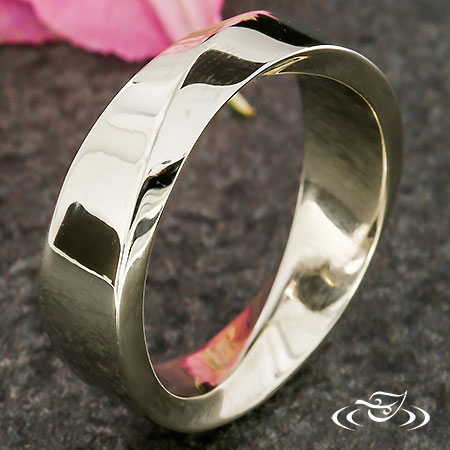 POLISHED MOBIUS BAND
