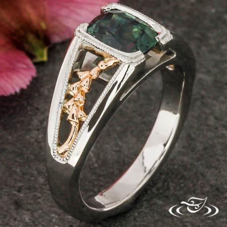 Foxglove Flower Ring